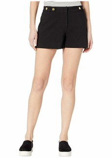 MICHAEL Michael Kors Snap Waist Shorts