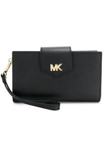 MICHAEL Michael Kors Snap wristlet wallet