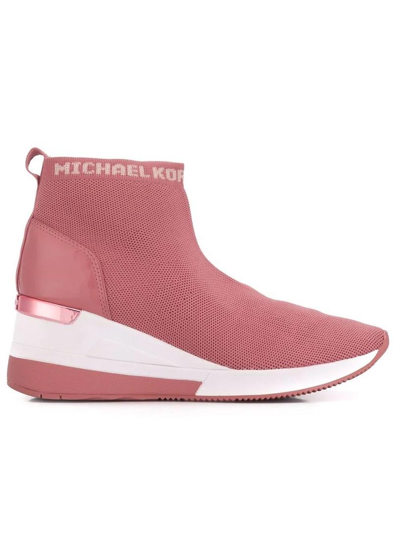 MICHAEL Michael Kors sock-style sneakers