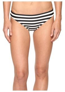 MICHAEL Michael Kors Stable Stripe Classic Bikini Bottom