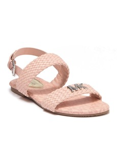 MICHAEL Michael Kors Stacie Victoria Woven Sandal (Toddler, Little Kid, & Big Kid)