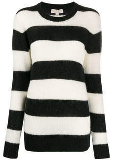 MICHAEL Michael Kors striped intarsia jumper