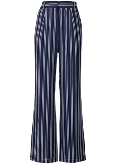 MICHAEL Michael Kors striped palazzo trousers