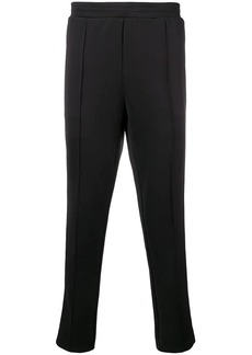 MICHAEL Michael Kors striped trim track pants