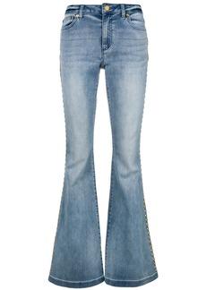 MICHAEL Michael Kors studded flared jeans