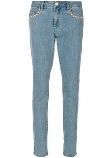 MICHAEL Michael Kors studded skinny jeans
