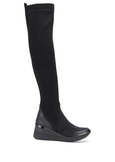 MICHAEL Michael Kors thigh high sock boots