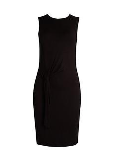 MICHAEL Michael Kors Tie-Waist T-Shirt Dress