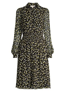 MICHAEL Michael Kors Tossed Lillies Dress