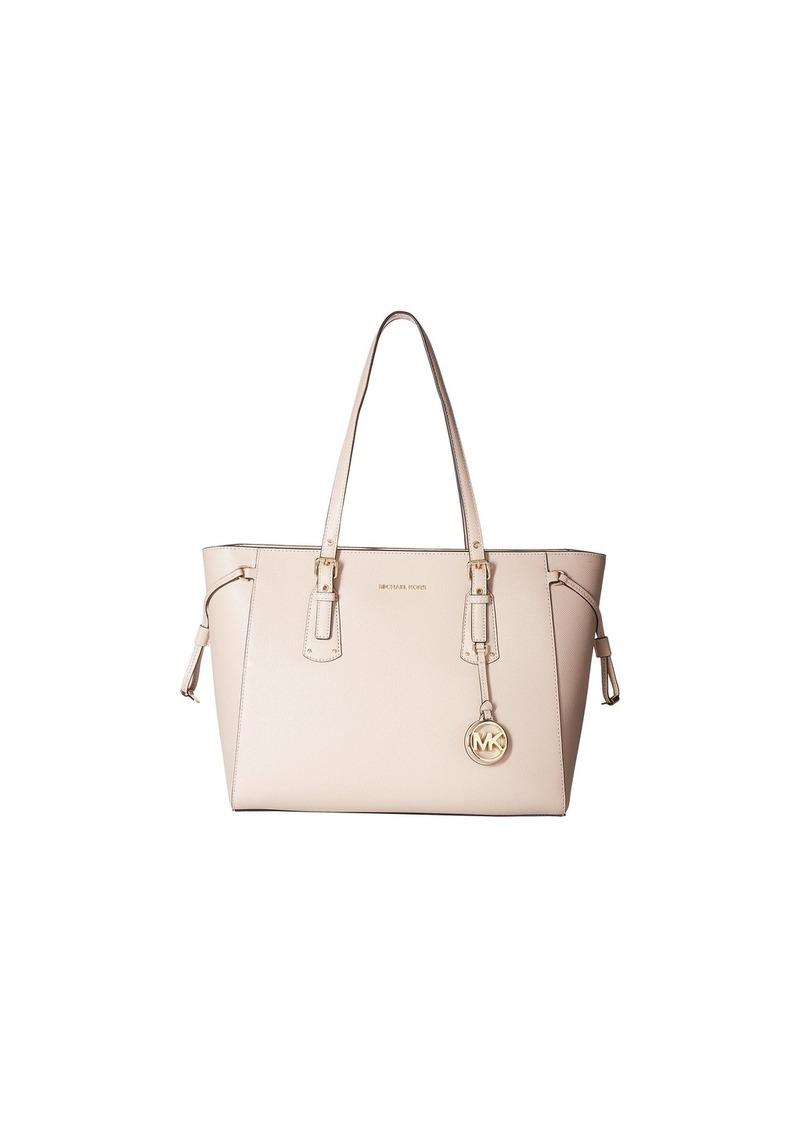 658e866e2d94fb MICHAEL Michael Kors Voyager Medium Top Zip Tote   Handbags