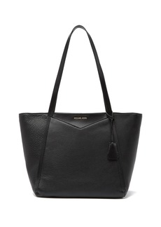 MICHAEL Michael Kors Whitney Large Leather Tote Bag