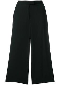 MICHAEL Michael Kors wide leg cropped trousers