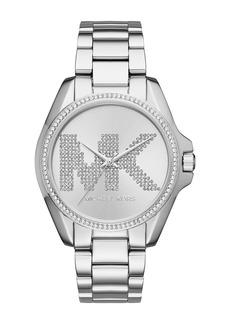 MICHAEL Michael Kors Women's Bradshaw Crystal Bracelet Watch, 43mm