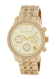 MICHAEL Michael Kors Women's Classic Chronograph Bracelet Watch, 35mm