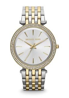 Michael Kors Women's Darci Two-Tone Bracelet Watch, 39mm