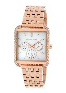 MICHAEL Michael Kors Women's Drew Multifunction Bracelet Watch, 39mm x 39mm