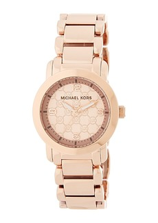 MICHAEL Michael Kors Women's Janey Bracelet Watch, 34mm