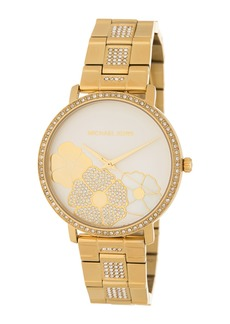 MICHAEL Michael Kors Women's Jaryn Pave Bracelet Watch, 38mm