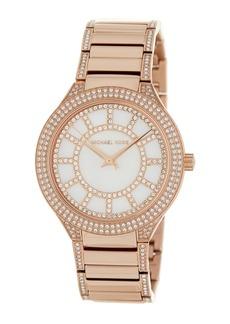 MICHAEL Michael Kors Women's Kerry Crystal Bracelet Watch, 38mm