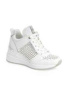 Women's Michael Michael Kors Georgie Trainer Sneaker