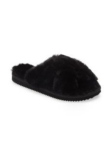 Women's Michael Michael Kors Lala Faux Fur Slide Slipper