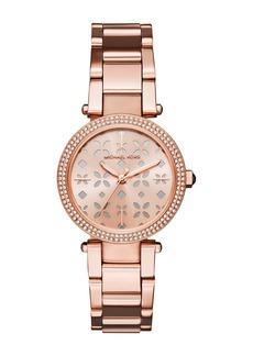 MICHAEL Michael Kors Women's Mini Parker Bracelet Watch, 33mm