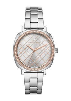 MICHAEL Michael Kors Women's Nia Bracelet Watch, 38mm x 44mm