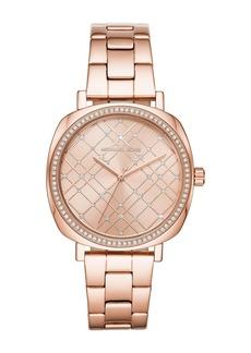 MICHAEL Michael Kors Women's Nia Bracelet Watch, 38mm x 44mm