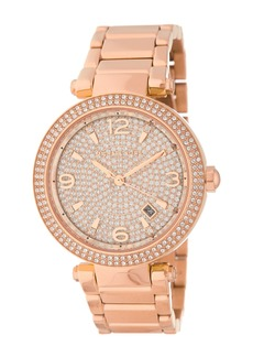 MICHAEL Michael Kors Women's Parker Bracelet Watch, 33mm