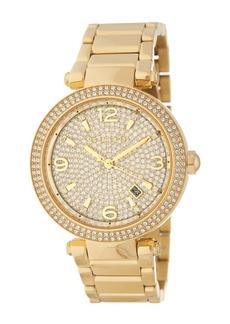 MICHAEL Michael Kors Women's Parker Pave Bracelet Watch, 33mm