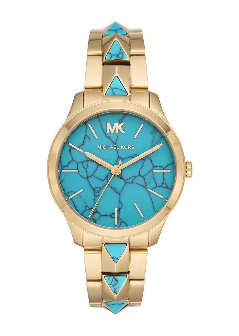 MICHAEL Michael Kors Women's Runway Bracelet Watch, 38mm