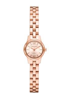MICHAEL Michael Kors Women's Runway Multifunction Bracelet Watch, 38mm