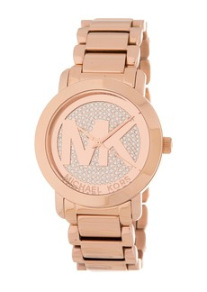 Michael Kors Women's Runway Pave Bracelet Watch, 40mm