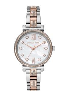 MICHAEL Michael Kors Women's Sofie Bracelet Watch, 36mm