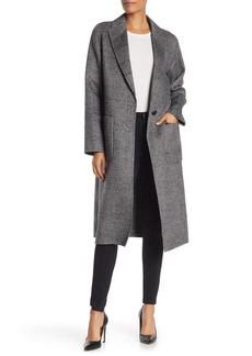 MICHAEL Michael Kors Wool Blend Doubleface Topper