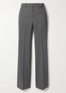 MICHAEL Michael Kors Wool-blend Straight-leg Pants