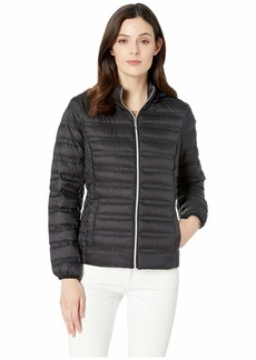 MICHAEL Michael Kors Zip Front Packable with Removable Hood M823964M