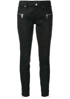 MICHAEL Michael Kors zip pocket skinny trousers