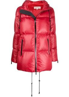 MICHAEL Michael Kors zipped padded coat