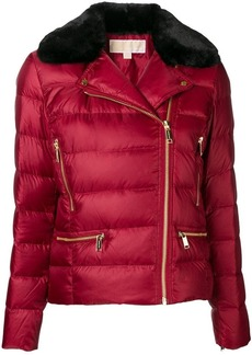 MICHAEL Michael Kors zipped puffer jacket