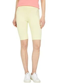 Michael Stars Billye Power Jersey Biker Shorts