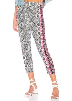 Michael Stars Border Tapered Pant