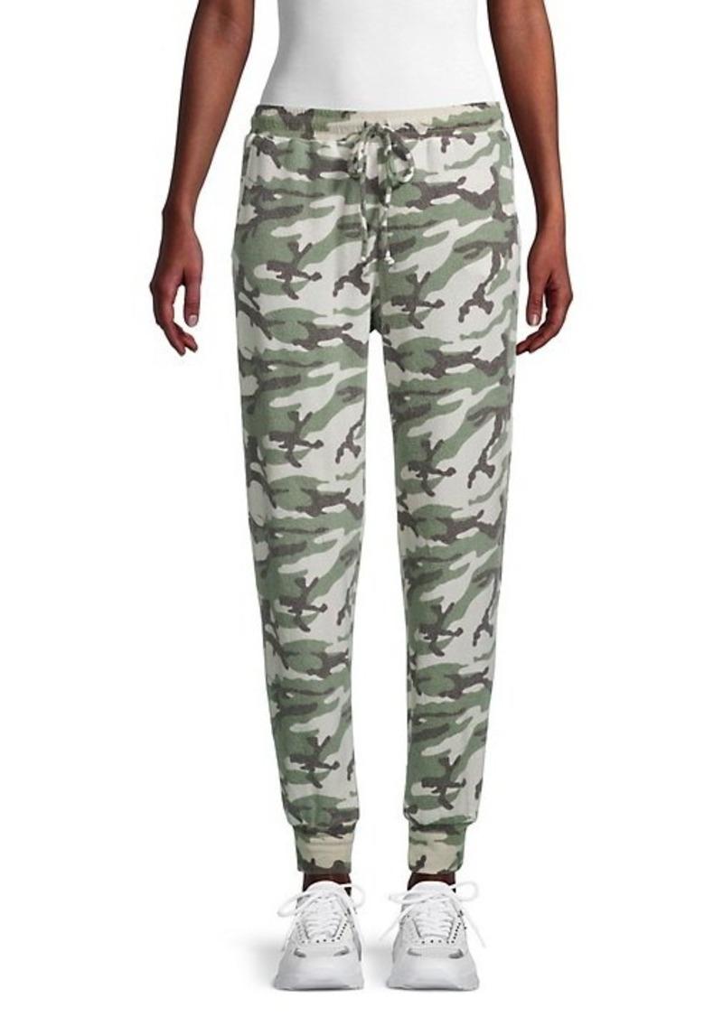 Michael Stars Camo-Print Ankle-Length Pants