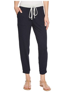 Michael Stars Color Block Elevated French Terry Drawstring Pant