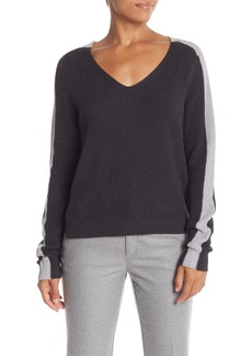 Michael Stars Color Block Sweater