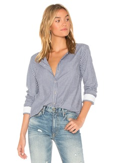 Michael Stars Contrast Button Up