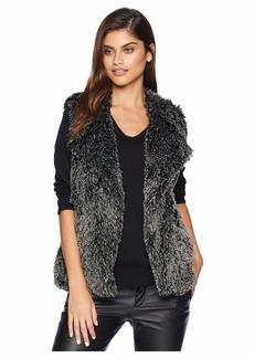 Michael Stars Cozy Fur Short Vest