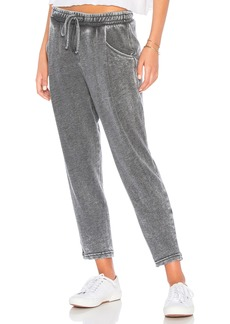 Michael Stars Cropped Jogger