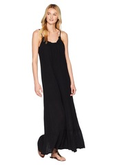 Michael Stars Double Gauze Front To Back Maxi Dress