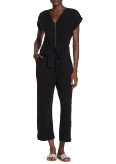 Michael Stars Fiona Short Sleeve Jumpsuit